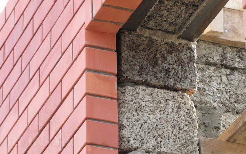 Блоки для утепления в строительстве