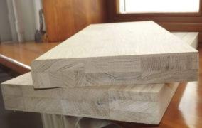 Размеры мебельного щита