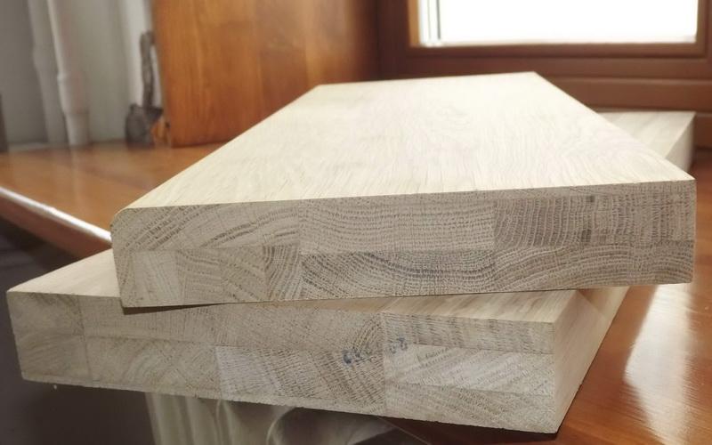 Доска из мебельного щита